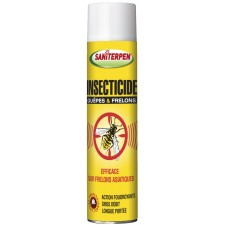 INSECTICIDE GUEPES ET FRELONS