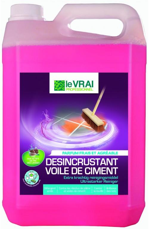 DESINCRUSTANT VOILE DE CIMENT